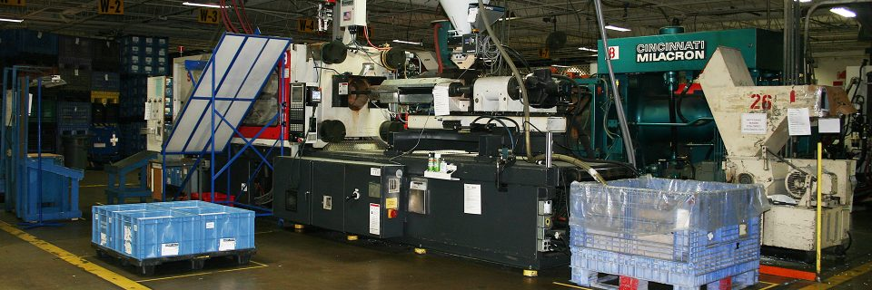 Over 40 years of experience  working with injection molding processes